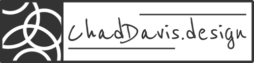 ChadDavis.design Logo